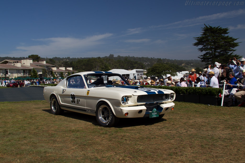 Ford Shelby Mustang GT350R - Chassis: SFM5R002 - Entrant: John Atzbach  - 2015 Pebble Beach Concours d'Elegance
