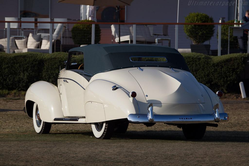 Graham Model 97 Saoutchik Convertible  - Entrant: Edgar Masters  - 2015 Pebble Beach Concours d'Elegance
