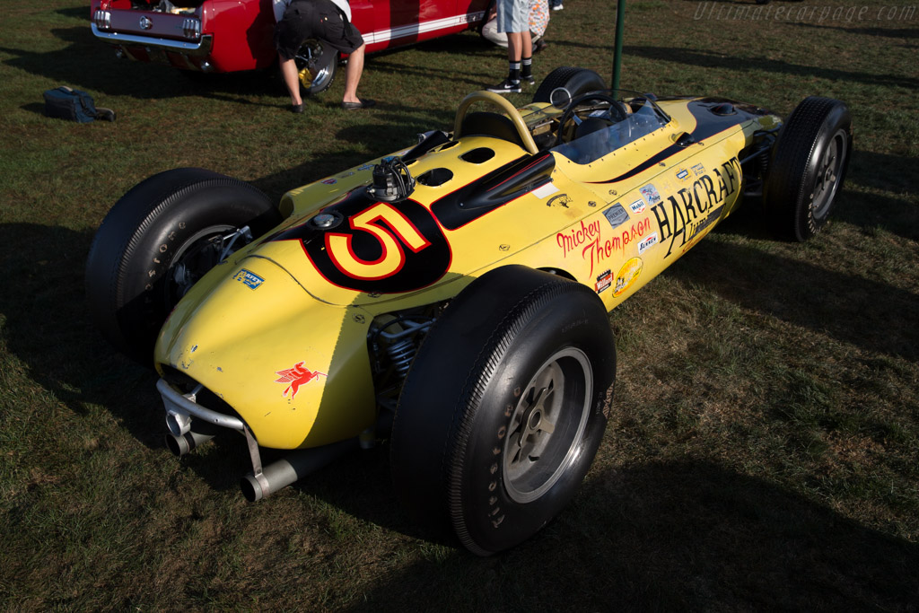 Harcraft Special Mickey Thompson  - Entrant: George T. Lyons  - 2015 Pebble Beach Concours d'Elegance