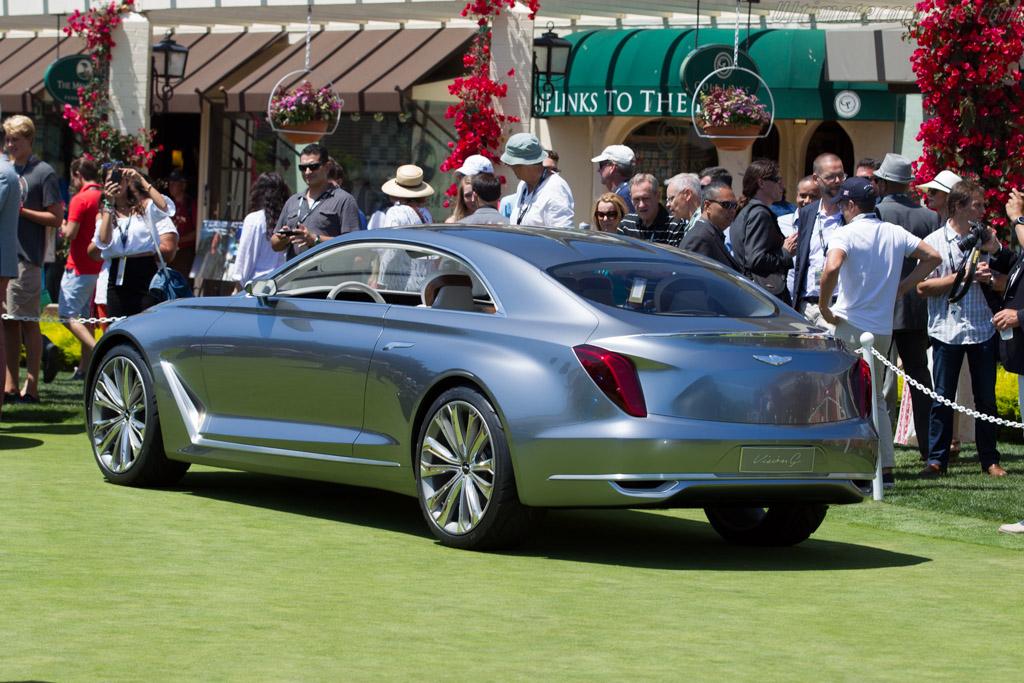 Hyundai HCD-16 Coupe Concept    - 2015 Pebble Beach Concours d'Elegance