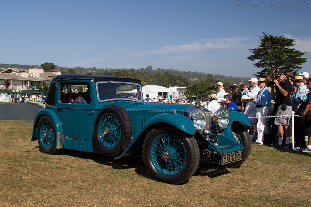 Invicta S-Type Coupe - Chassis: S57 - Entrant: Richard & Susanne Stephens  - 2015 Pebble Beach Concours d'Elegance