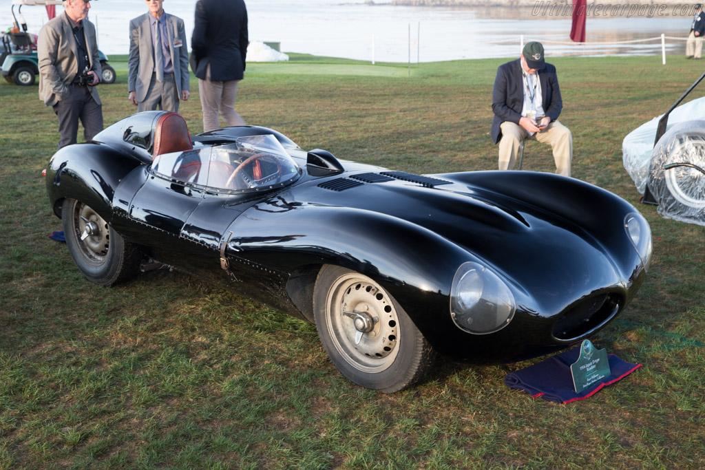 Jaguar D-Type - Chassis: XKD524 - Entrant: Roger Hoffmann  - 2015 Pebble Beach Concours d'Elegance