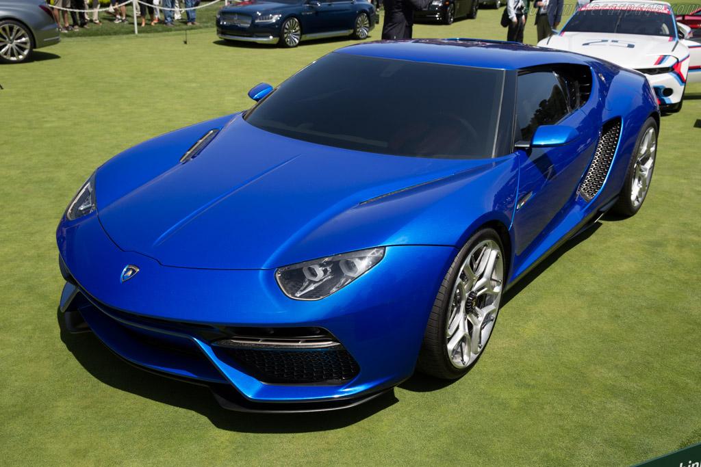 Lamborghini Asterion LPI 910-4    - 2015 Pebble Beach Concours d'Elegance