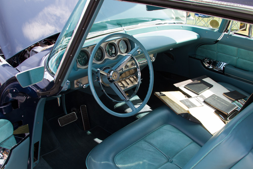 Lincoln Continental Mark II Coupe  - Entrant: Congressman John & Catherine Campbell  - 2015 Pebble Beach Concours d'Elegance