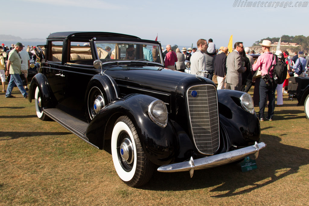 Lincoln K Brunn Semi-Collapsible Cabriolet  - Entrant: Michael Gudge  - 2015 Pebble Beach Concours d'Elegance