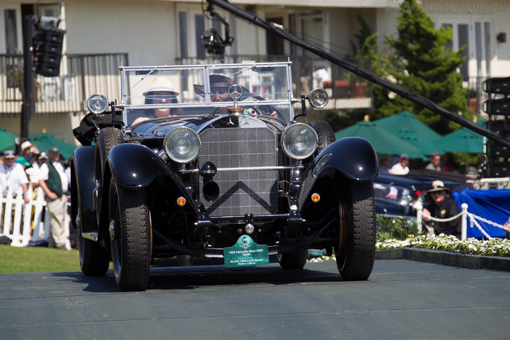 Mercedes-Benz 680 S Tourer - Chassis: 46901 - Entrant: The Keller Collection at the Pyramids  - 2015 Pebble Beach Concours d'Elegance