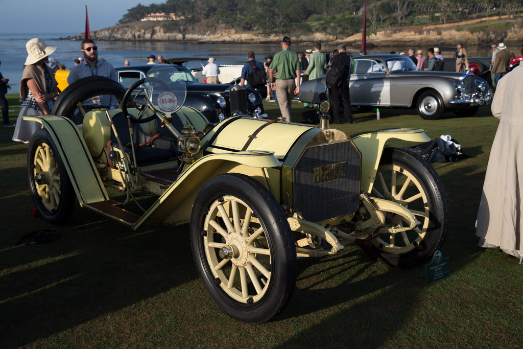 Mercer Type 35 Raceabout  - Entrant: John W. Rich Jr.  - 2015 Pebble Beach Concours d'Elegance