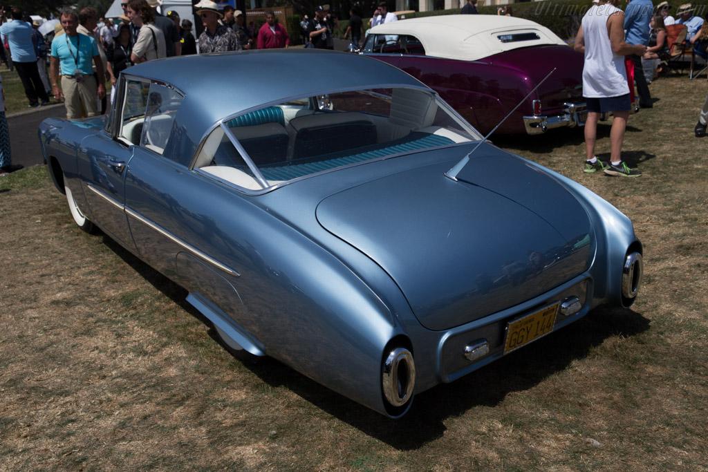 Mercury 0CM Leo Lyons Custom Coupe  - Entrant: Geoffrey R. Hacker and Richard B. D'Louhy  - 2015 Pebble Beach Concours d'Elegance