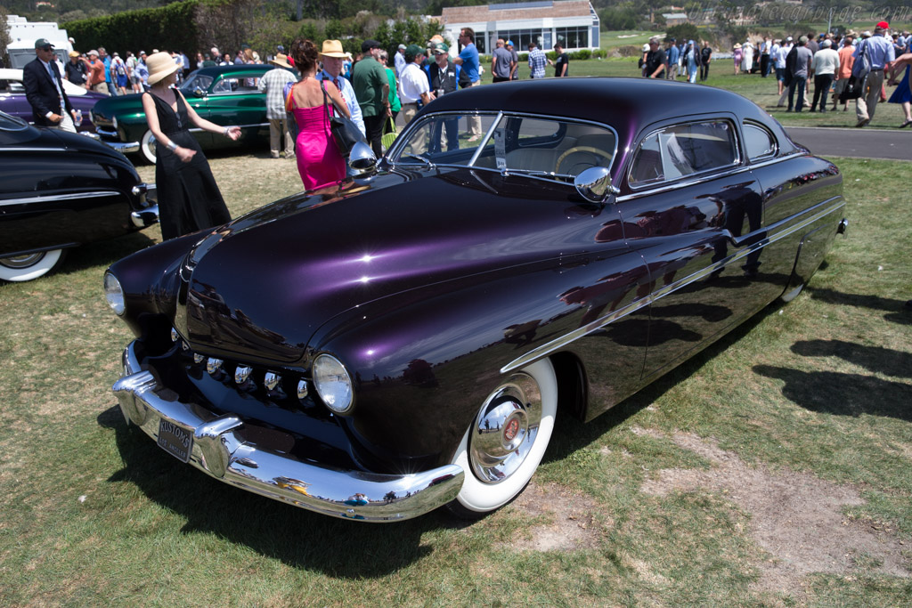 Mercury 0CM Wally Welch Custom Coupe  - Entrant: Justin Mozart  - 2015 Pebble Beach Concours d'Elegance