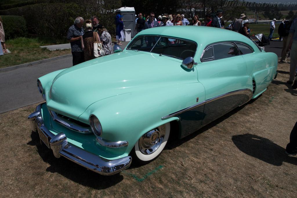 Mercury 1CM Bob Hirohata Custom Coupe  - Entrant: Jim & Sue McNiel  - 2015 Pebble Beach Concours d'Elegance