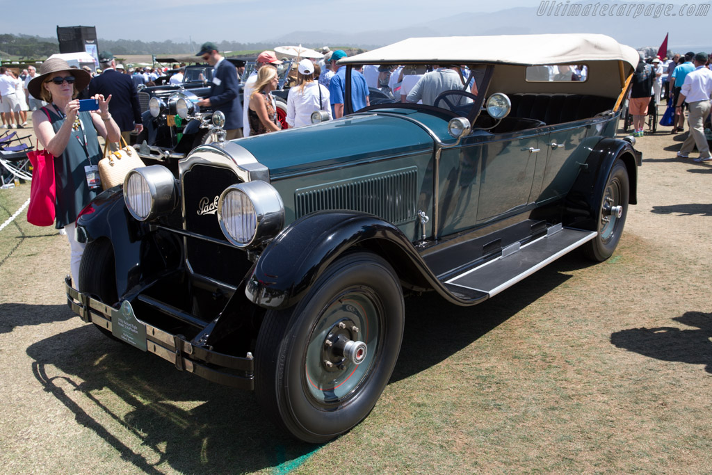 Packard 236 Eight Phaeton  - Entrant: Paul Hageman  - 2015 Pebble Beach Concours d'Elegance