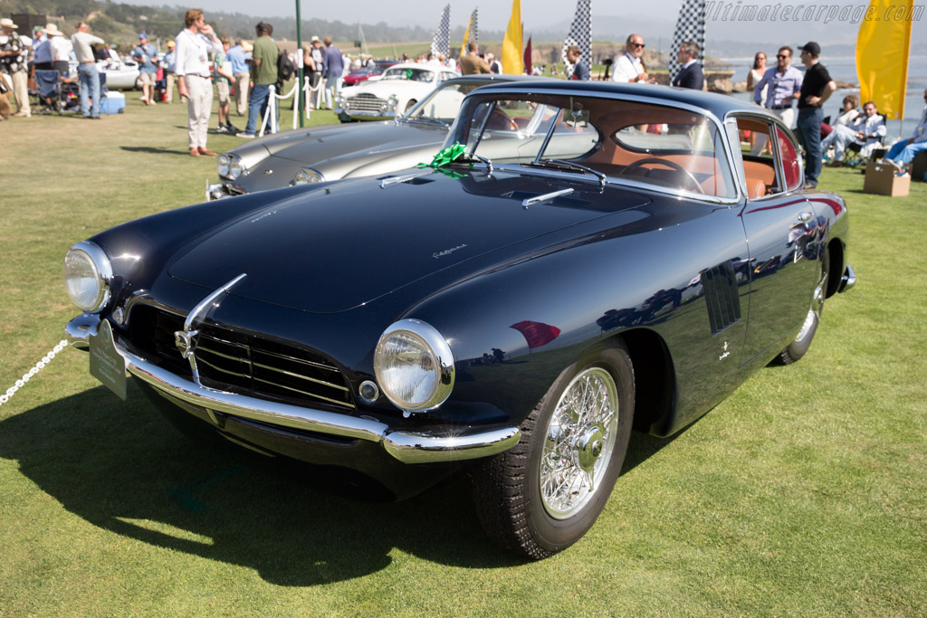 Pegaso Z103 Panoramica Coupe - Chassis: 0102.150.0156 - Entrant: Wicked Machines Works  - 2015 Pebble Beach Concours d'Elegance