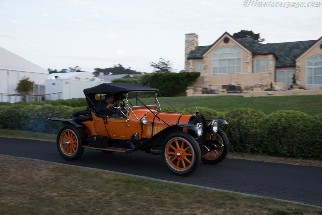 Pope-Hartford 29 Roadster  - Entrant: Richard King  - 2015 Pebble Beach Concours d'Elegance