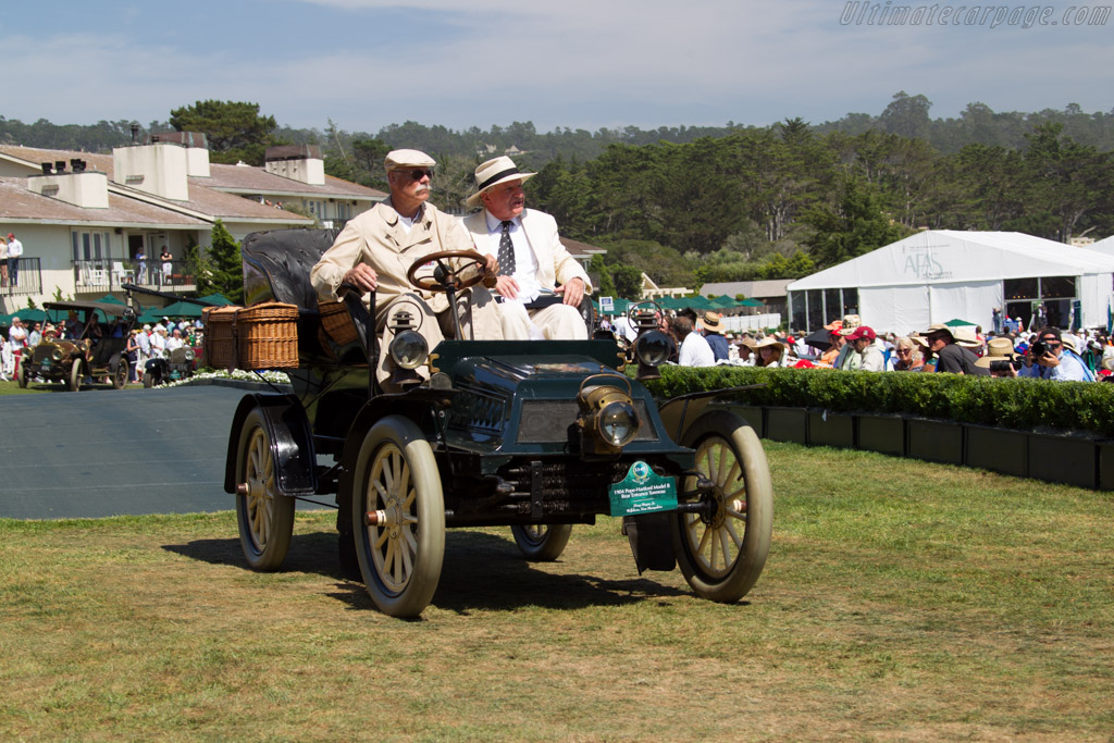 Pope-Hartford Model B Rear Entrance Tonneau  - Entrant: Doug Magee Jr.  - 2015 Pebble Beach Concours d'Elegance