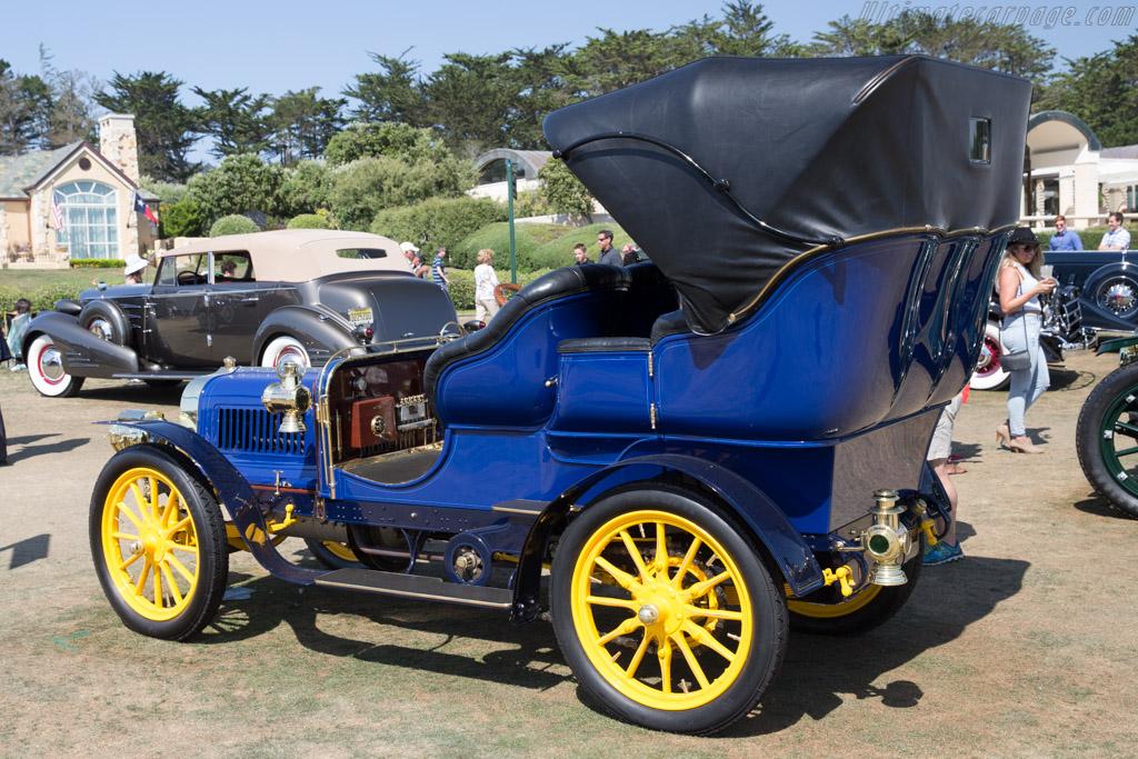 Pope-Toledo Type IV Roi des Belges Tonneau  - Entrant: Susan & Bill Evans  - 2015 Pebble Beach Concours d'Elegance