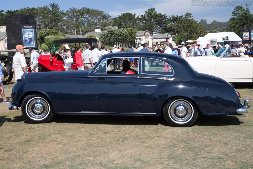 Rolls-Royce Silver Cloud James Young Coupe  - Entrant: G. Bradford Klein and Victoria Hansen  - 2015 Pebble Beach Concours d'Elegance