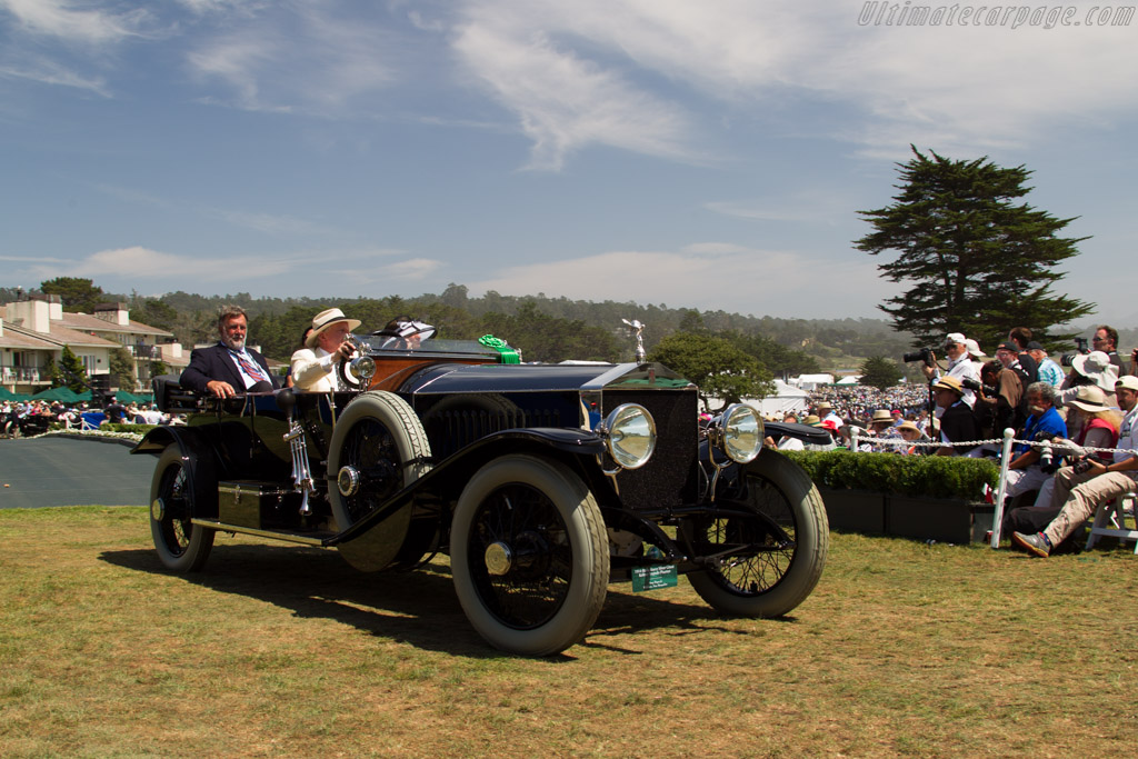 Rolls-Royce Silver Ghost Kellner Torpedo Phaeton - Chassis: 67RB - Entrant: Doug Magee Jr.  - 2015 Pebble Beach Concours d'Elegance