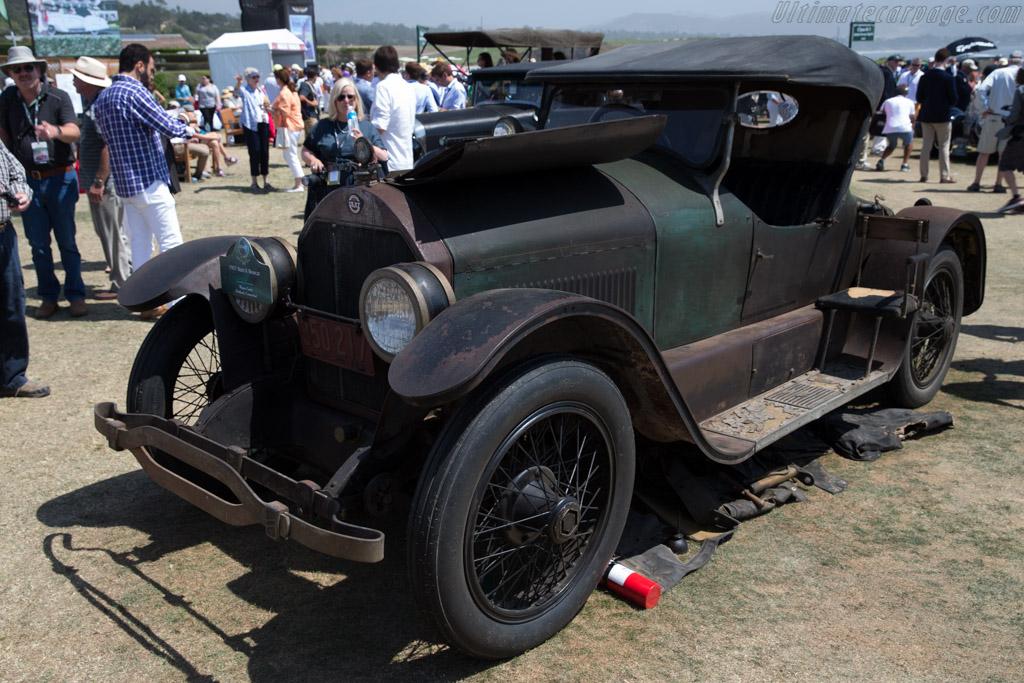 Stutz K Bearcat - Chassis: 10555 - Entrant: Wayne Carini  - 2015 Pebble Beach Concours d'Elegance