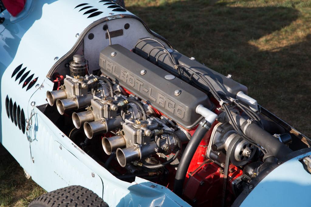 Talbot Lago T26C GP - Chassis: 110005 - Entrant: Denis Bigioni  - 2015 Pebble Beach Concours d'Elegance