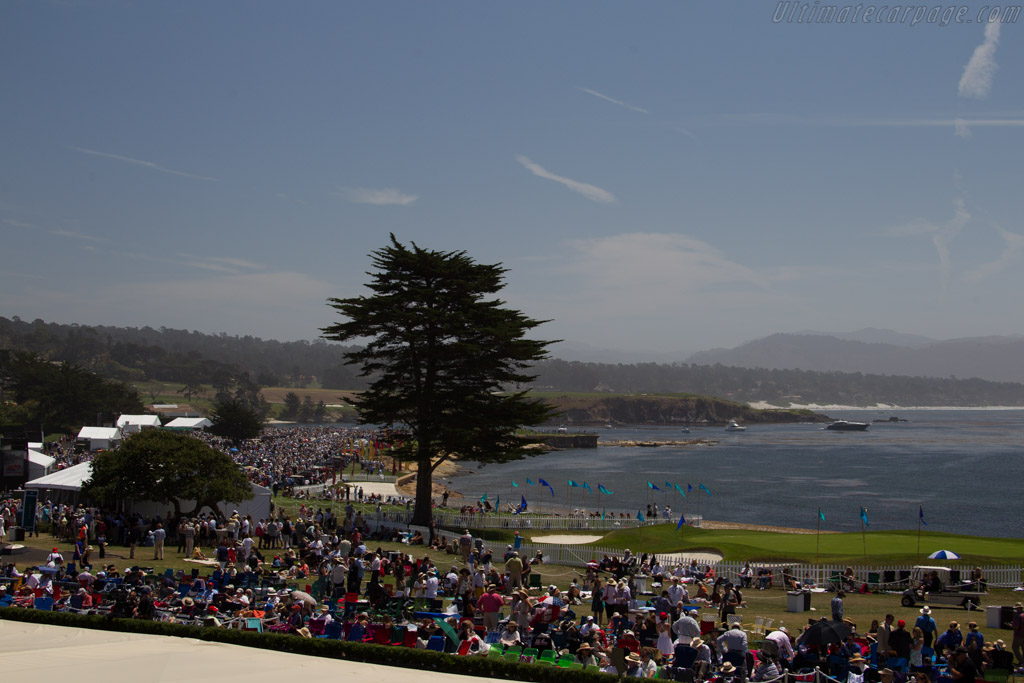 Welcome to Pebble Beach    - 2015 Pebble Beach Concours d'Elegance