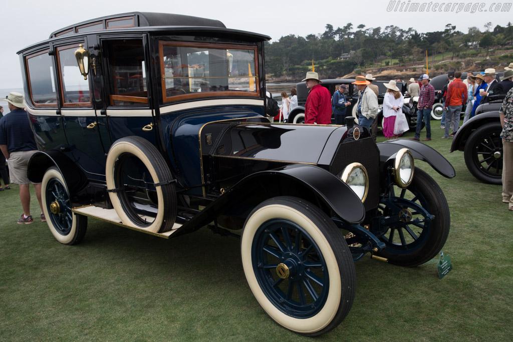 ALCO Model Six Berline Limousine  - Entrant: Crawford Auto Aviation Museum   - 2016 Pebble Beach Concours d'Elegance