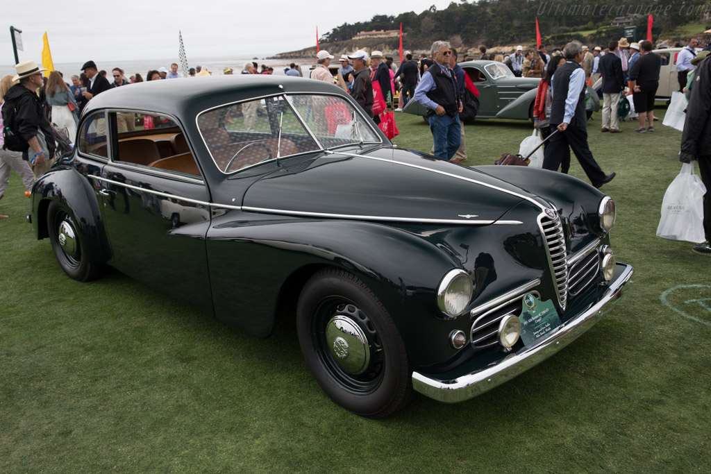 Alfa Romeo 6C 2500 GT Coupe  - Entrant: Jimmy and Lisa Dobbs  - 2016 Pebble Beach Concours d'Elegance