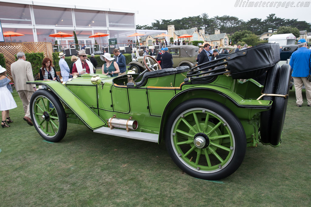American Underslung Touring Traveler  - Entrant: National History Museum of Los Angeles  - 2016 Pebble Beach Concours d'Elegance