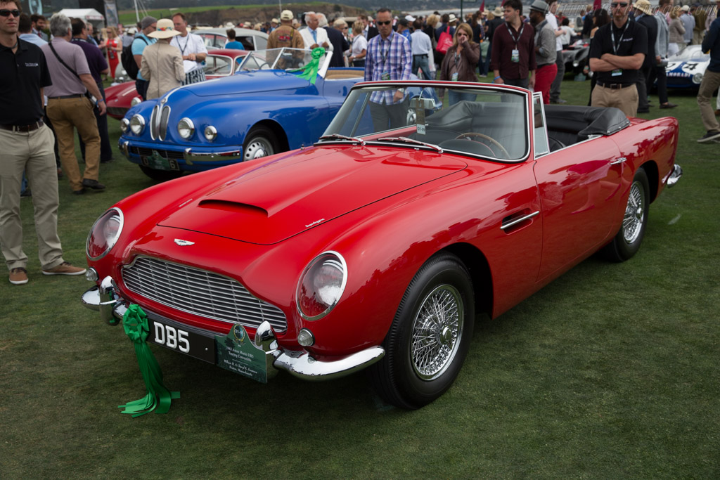 aston martin db5 touring convertible chassis db5c 1253 l entrant. Cars Review. Best American Auto & Cars Review