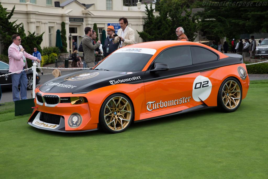BMW 2002 Hommage    - 2016 Pebble Beach Concours d'Elegance