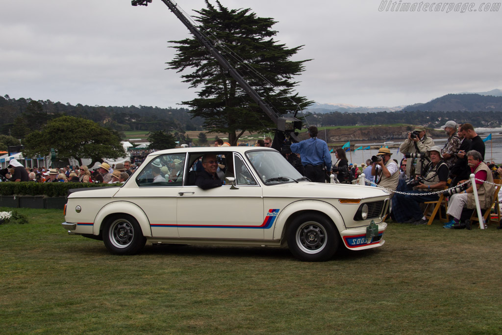 BMW 2002 Turbo - Chassis: 4290238 - Entrant: Byron Sanborn  - 2016 Pebble Beach Concours d'Elegance