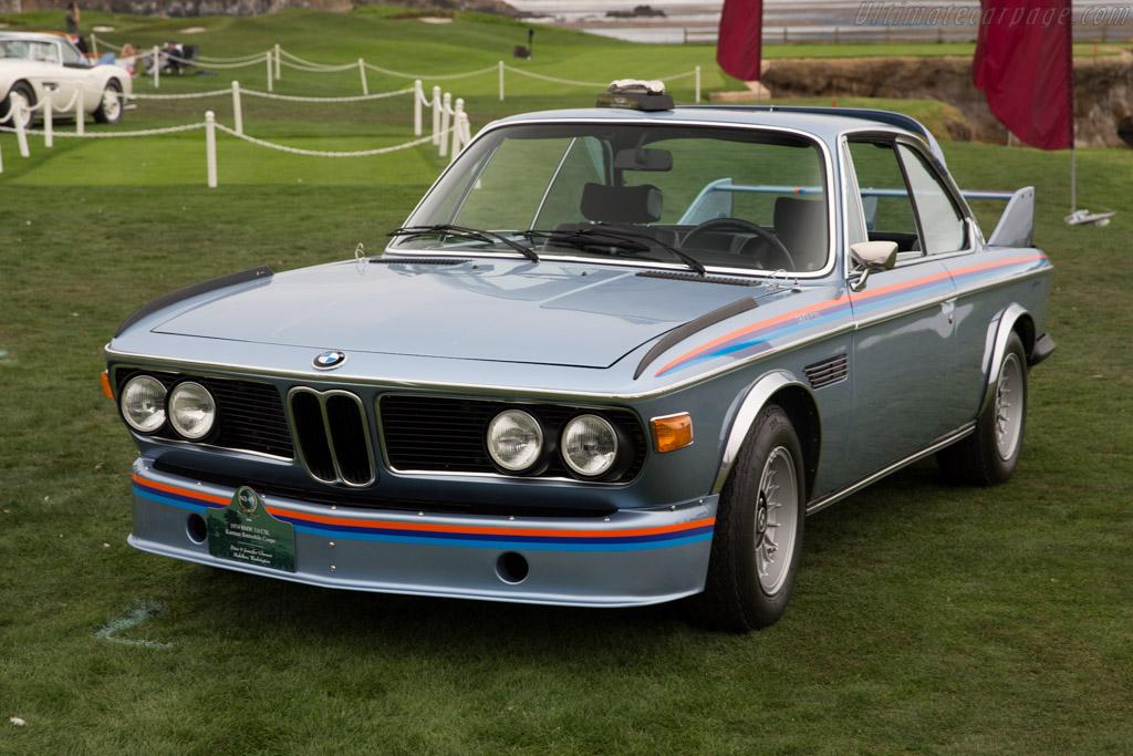 BMW 3.0 CSL Karmann - Chassis: 2275349 - Entrant: Peter & Jennifer Gleeson  - 2016 Pebble Beach Concours d'Elegance