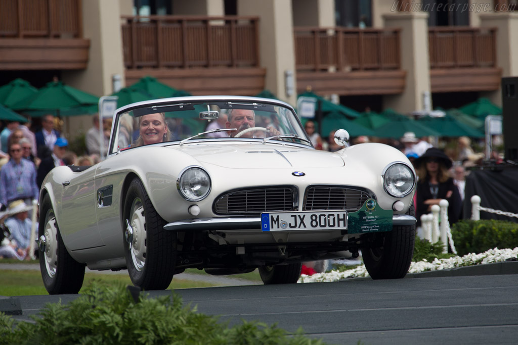 BMW 507 Roadster Elvis Presley - Chassis: 70079 - Entrant: BMW Group Classic  - 2016 Pebble Beach Concours d'Elegance