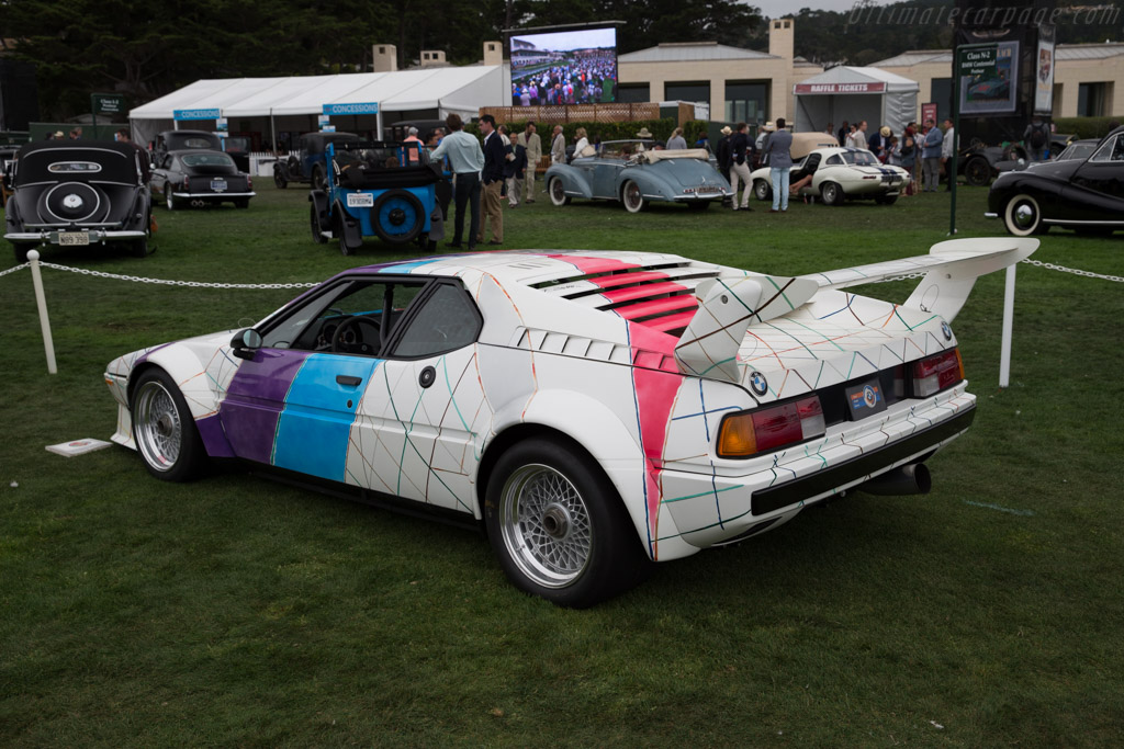 BMW M1 Procar - Chassis: 4301053 - Entrant: Peter & Jennifer Gleeson  - 2016 Pebble Beach Concours d'Elegance