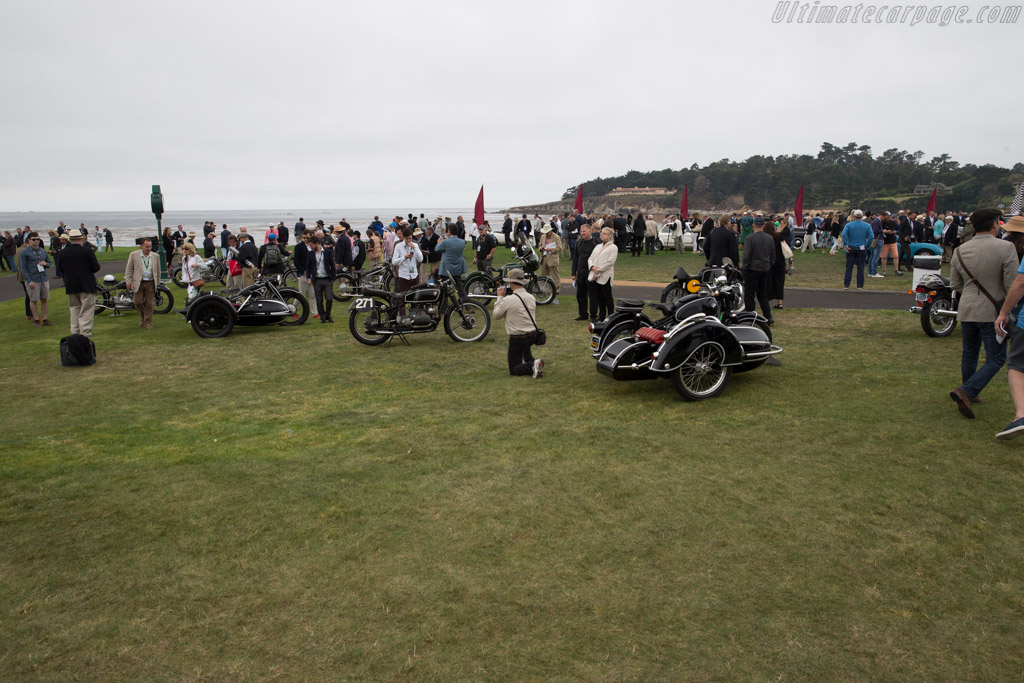 BMW Motorcycles    - 2016 Pebble Beach Concours d'Elegance