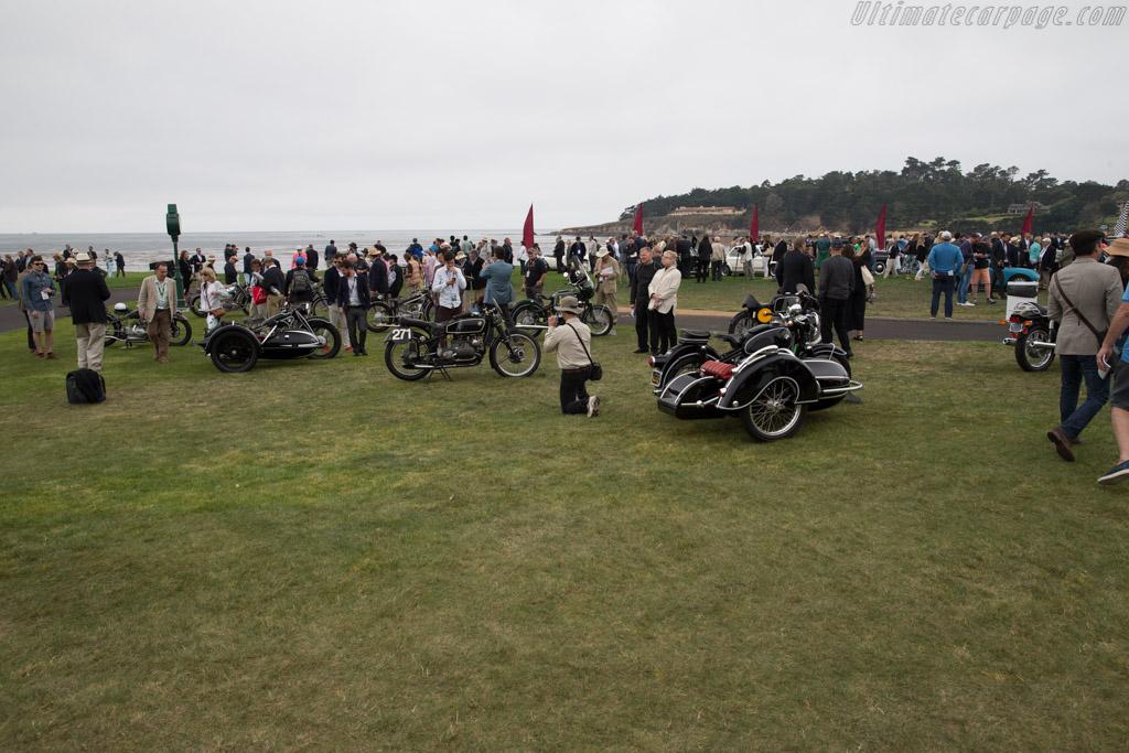 BMW Motorcycles    - 2016 Pebble Beach Concours d'Elegance