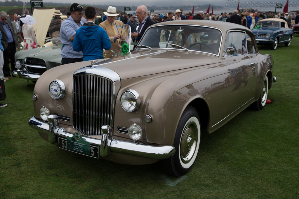 Bentley S1 Continental Park Ward - Chassis: BC3LFM - Entrant: Fred & Donna Kriz  - 2016 Pebble Beach Concours d'Elegance