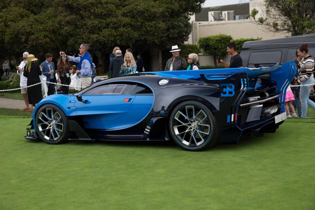 Bugatti Vision Gran Turismo    - 2016 Pebble Beach Concours d'Elegance