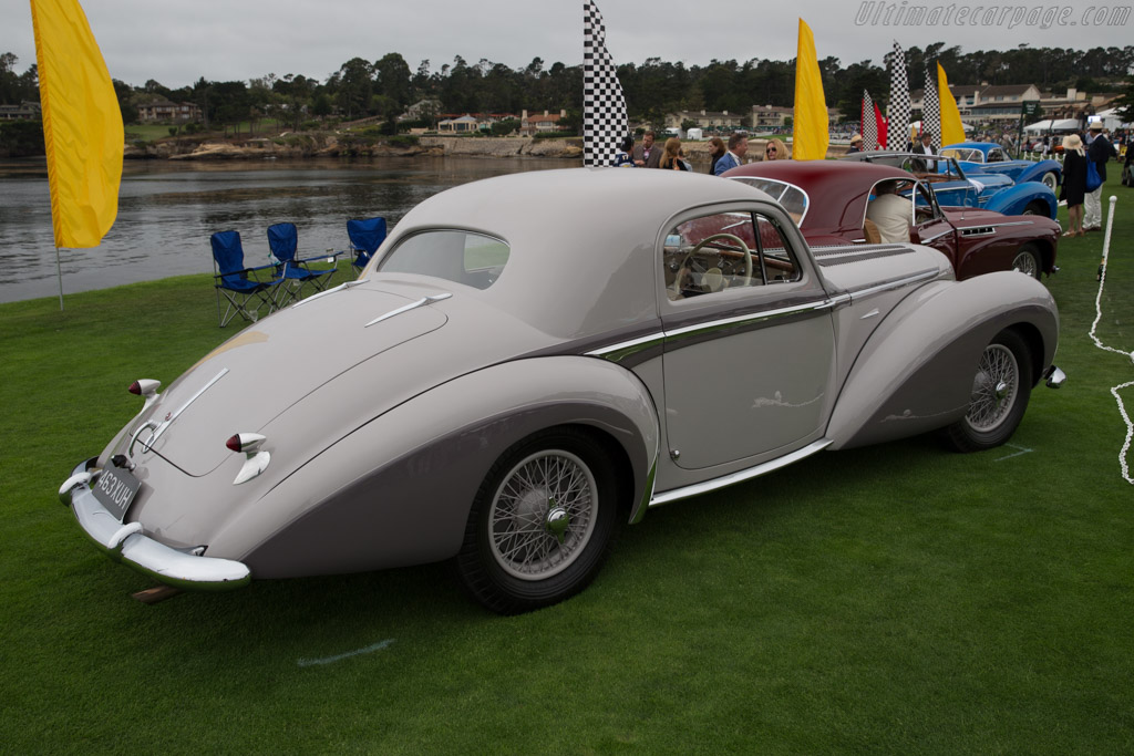 Delahaye 135 M Chapron Coupe  - Entrant: Charles Chadwyck-Healey  - 2016 Pebble Beach Concours d'Elegance