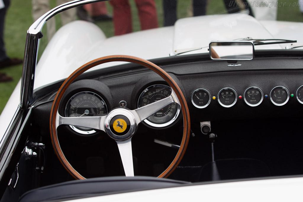 Ferrari 250 GT Pininfarina Cabriolet Series I - Chassis: 0791GT - Entrant: Jim Patterson  - 2016 Pebble Beach Concours d'Elegance