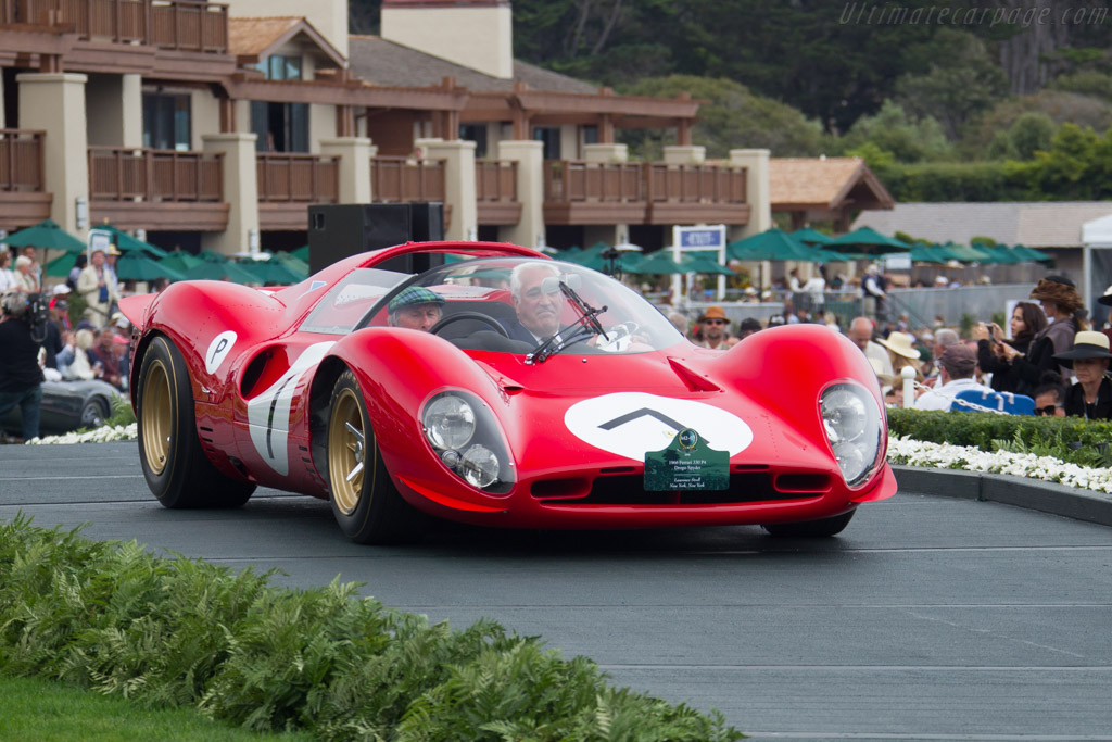 Ferrari 330 P4 Drogo Spyder - Chassis: 0856 - Entrant: Lawrence Stroll  - 2016 Pebble Beach Concours d'Elegance
