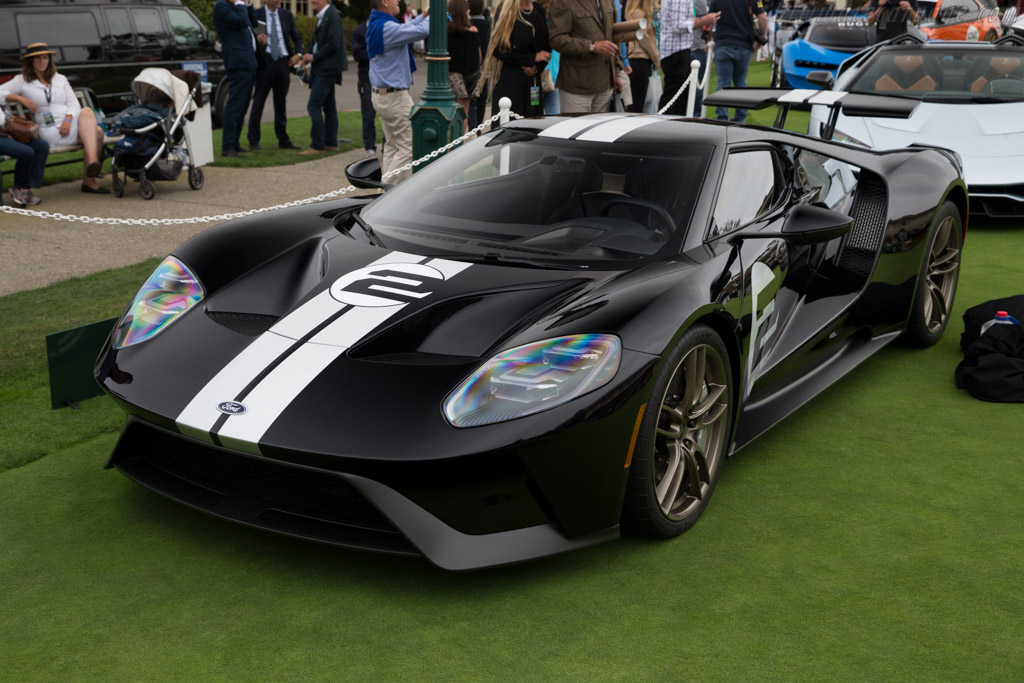 Ford GT    - 2016 Pebble Beach Concours d'Elegance