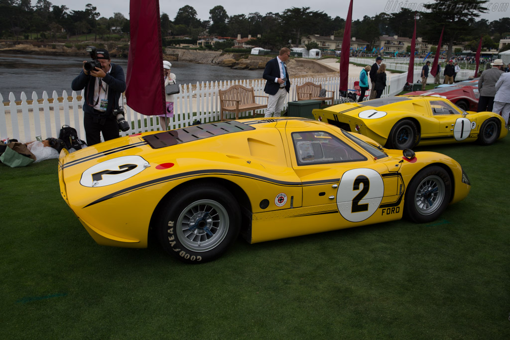 Ford GT40 MkIV - Chassis: J-6 - Entrant: James Glickenhaus  - 2016 Pebble Beach Concours d'Elegance