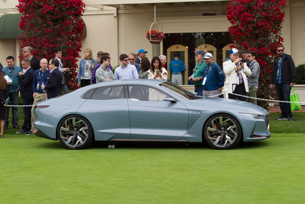 Genesis New York Concept 2016 Pebble Beach Concours Delegance