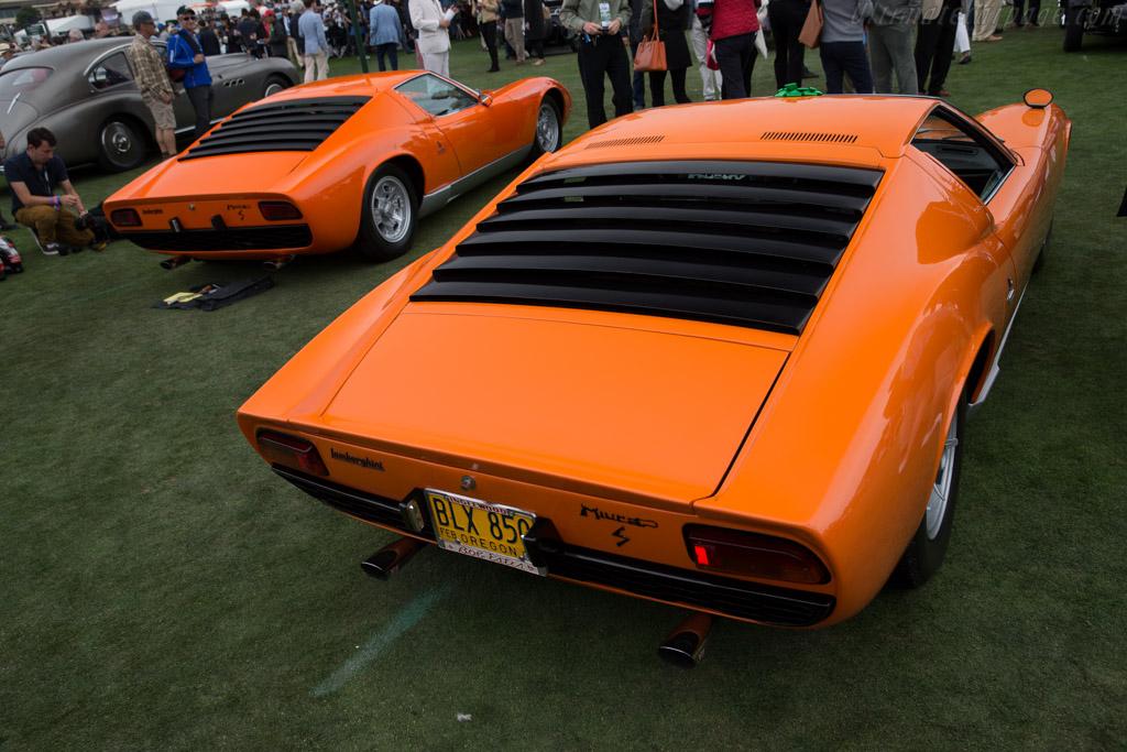Lamborghini Miura S Bertone Coupé - Chassis: 3979 - Entrant: The Meier Family  - 2016 Pebble Beach Concours d'Elegance