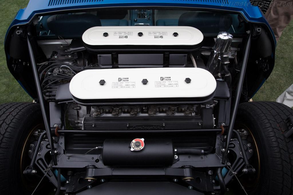 Lamborghini Miura SV Bertone Coupé - Chassis: 4912 - Entrant: Adam Corolla  - 2016 Pebble Beach Concours d'Elegance