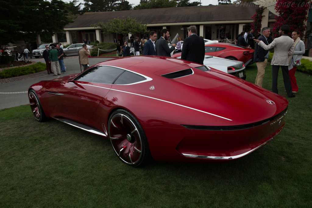Mercedes Maybach Vision 6 2016 Pebble Beach Concours D