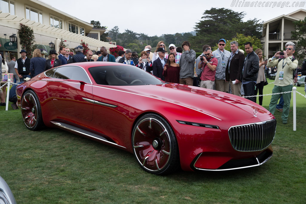 Mercedes-Maybach Vision 6    - 2016 Pebble Beach Concours d'Elegance