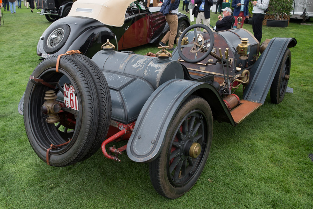 Mercer Model 35J Raceabout - Chassis: 1579 - Entrant: Sam & Emily Mann  - 2016 Pebble Beach Concours d'Elegance