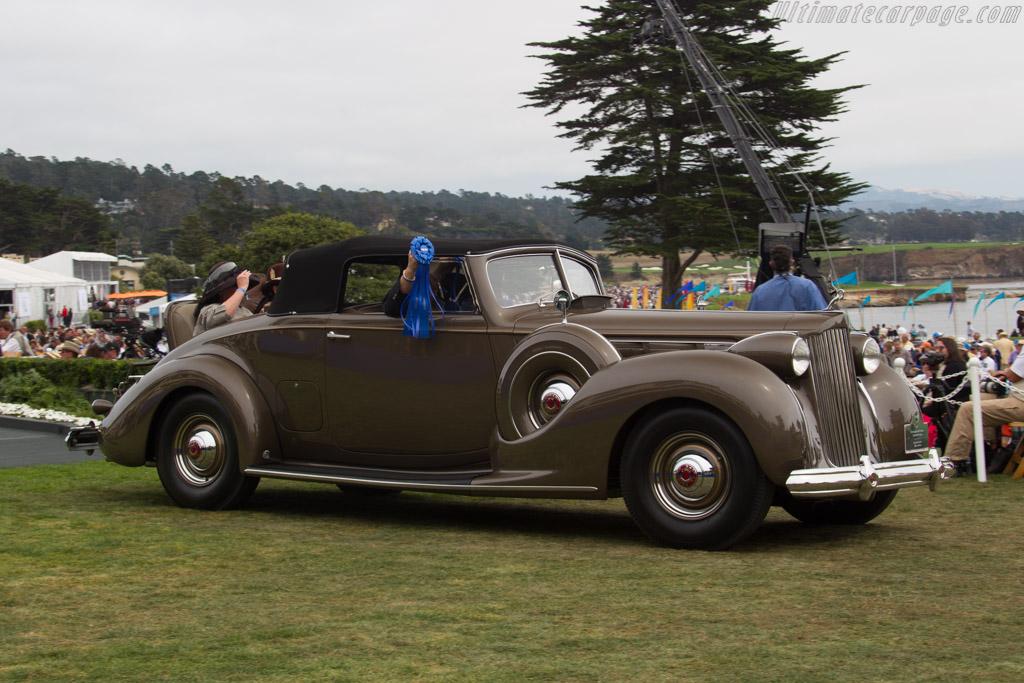 Packard 1607 Twelve Convertible Coupe  - Entrant: Jack Boyd Smith Jr.  - 2016 Pebble Beach Concours d'Elegance