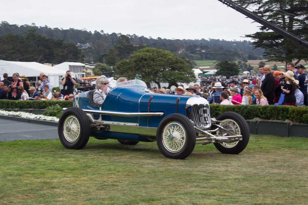 Rigling & Stevens Pirrung Special  - Entrant: Gary & Karen Schroeder  - 2016 Pebble Beach Concours d'Elegance